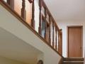 hueco de escalera con Solatube